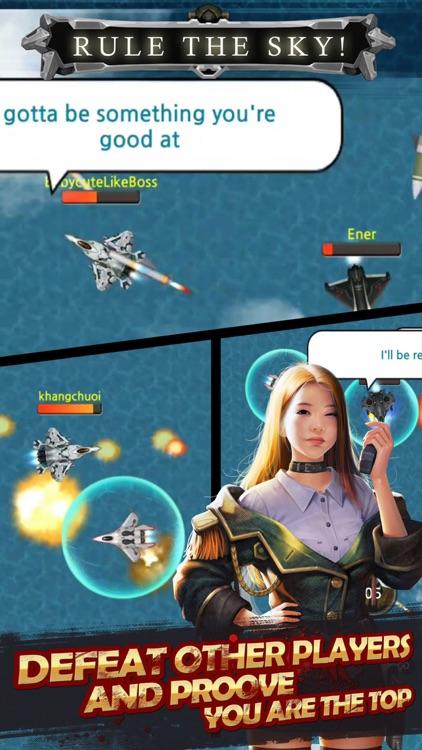 Sky Fighter 2 Revolution screenshot-3