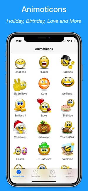 Adult 3D Emoticons Stickers on the App Store