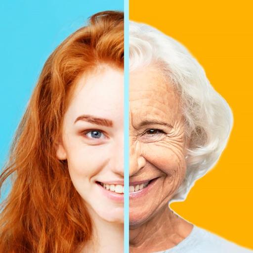 Face Aging App - Oldify Camera app logo