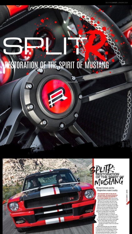 Mustang Driver Magazine