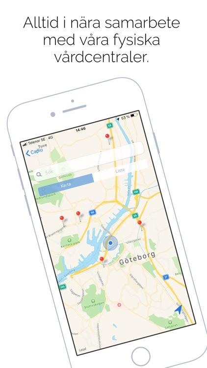 Capio - Vård för alla screenshot-4