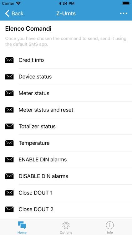 SENECA SMS screenshot-3