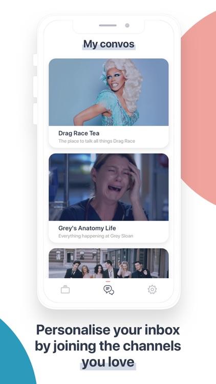 Inconvo: Messenger Community screenshot-4