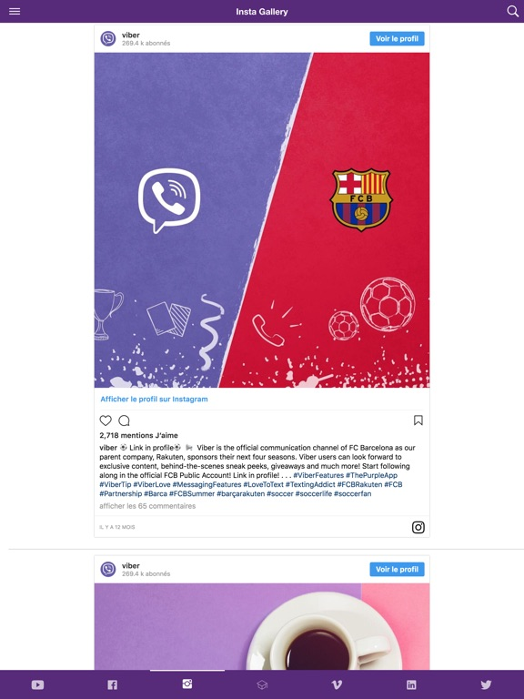 All in One For Viber по Asmae Boudraa