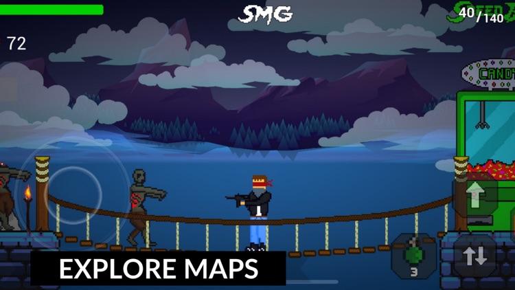 Zombies: Samson's Survival! screenshot-4