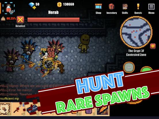 Pixel Knights Online - MMORPG | App Price Drops