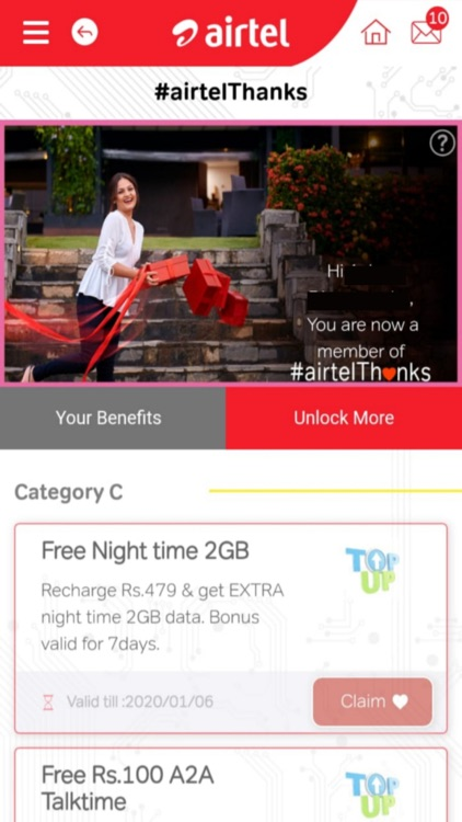 My Airtel screenshot-3