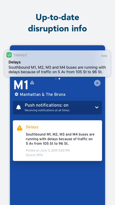 download Transit • Subway & Bus Times for PC