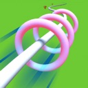 Ring Hoops : Push'em Puzzle