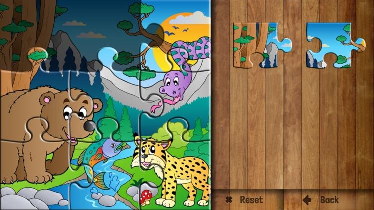 Kids' Puzzles screenshot-4