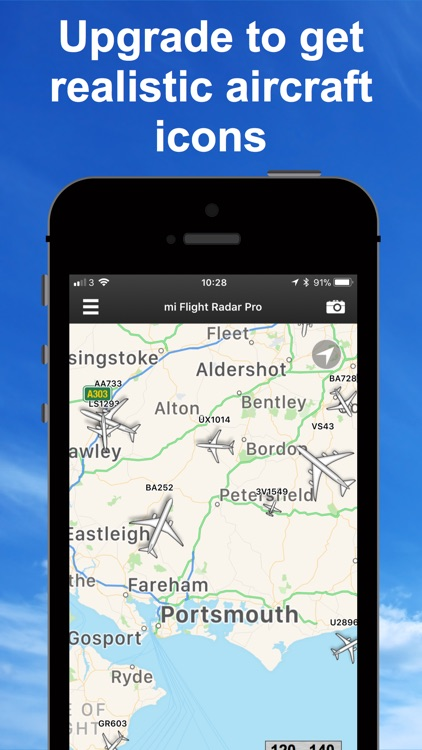 mi Flight Radar Pro Tracker 24 screenshot-4