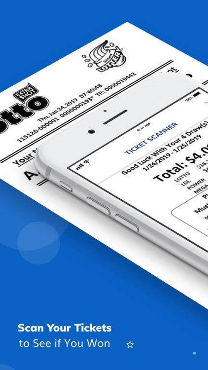 Illinois Lottery Official App screenshot-3