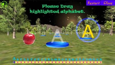 Alphabet club screenshot 2