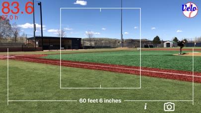 Velo Baseball Plus app image