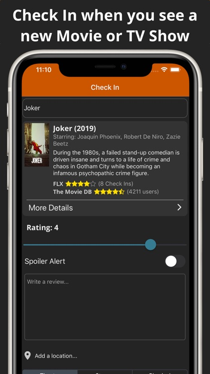 FLX - The Social Movie App