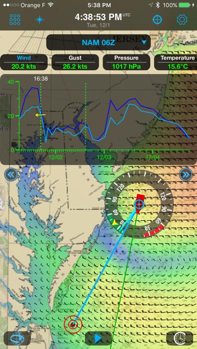 Weather4D Routing & Navigation på PC