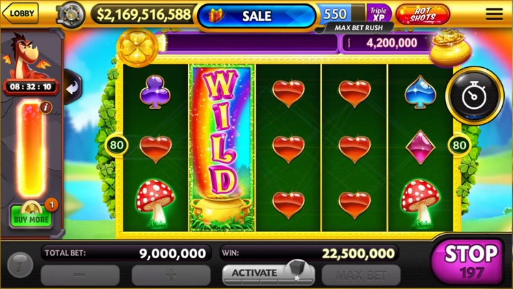 Caesars Casino Official Slots screenshot-1