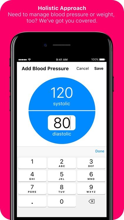 One Drop for Diabetes Health screenshot-6