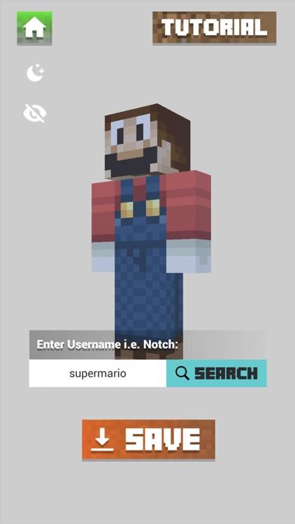 Skins for Minecraft PE -3D screenshot-0