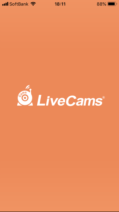 LiveCams for iPhoneのスクリーンショット2