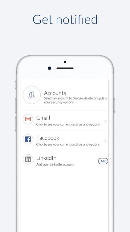 SpotTheSpy: Accounts Security