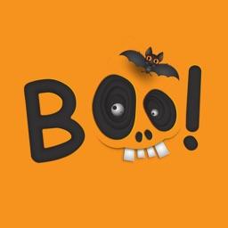 faBOOlous Halloween Sticker IM