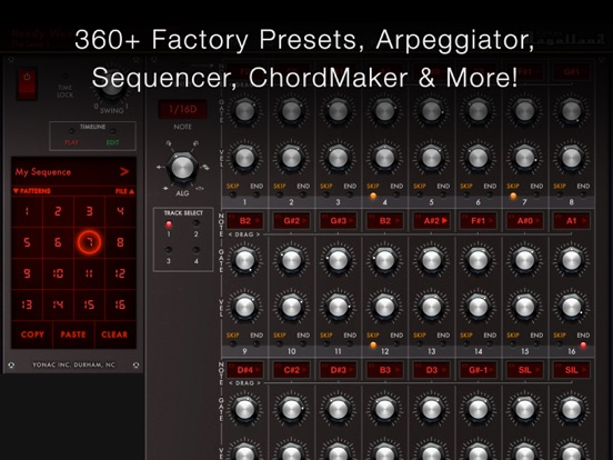 Magellan Synthesizer 2 screenshot 18