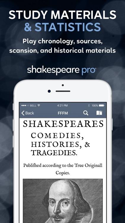 Shakespeare Pro screenshot-4