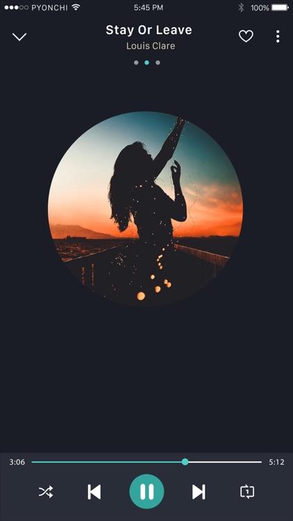 MusicOZ: Music player