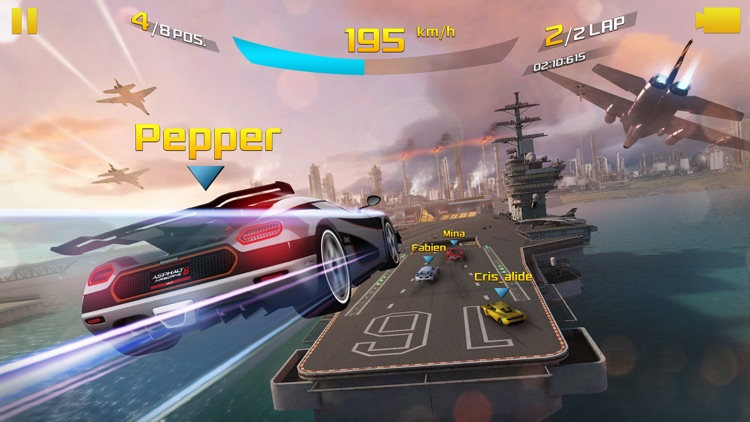 Asphalt 8 - Drift Racing Game screenshot-3