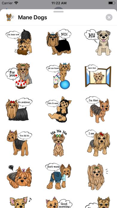 Mane Dogs screenshot 1