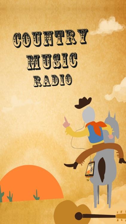 Country Music RADIO screenshot-9