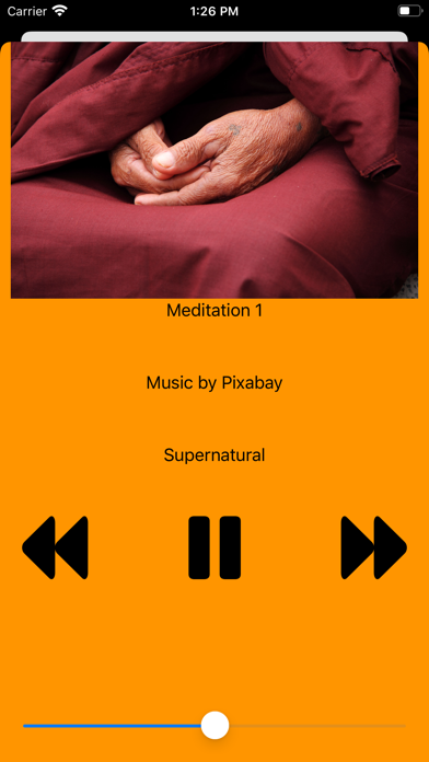 SuperNatural Meditation Music screenshot three