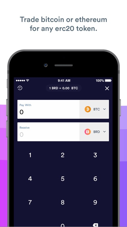 BRD Bitcoin Wallet BTC BCH ETH screenshot-4