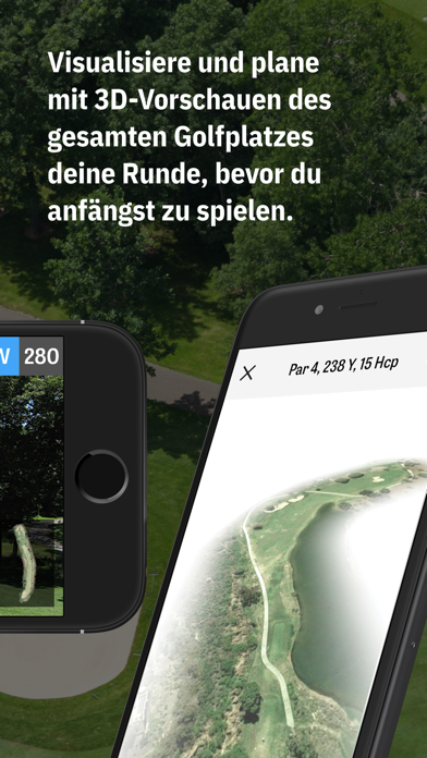 Screenshot for Golfshot Plus: Golf GPS in Switzerland App Store