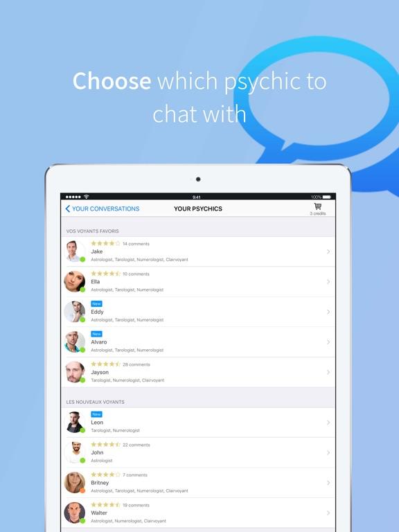 Psychic ► screenshot