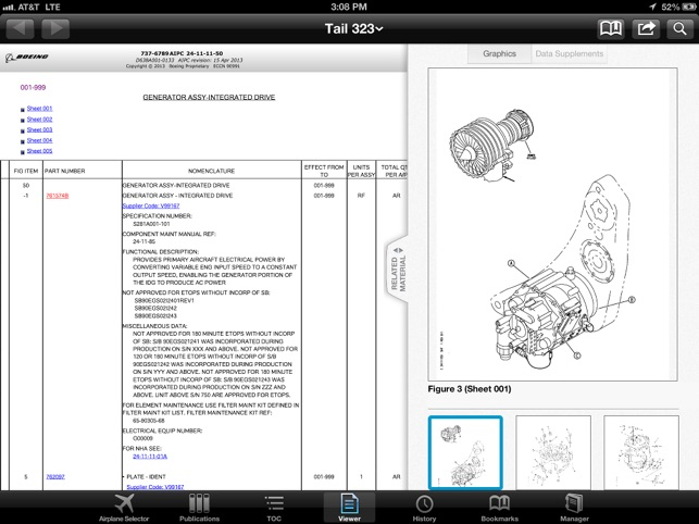 Boeing Toolbox Mobile Library on the App Store