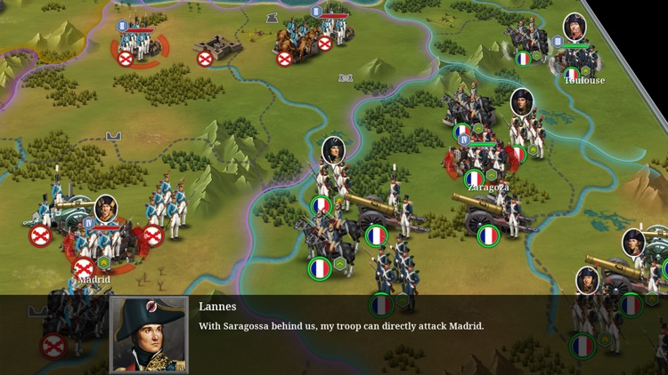 European War 6: 1804 screenshot-4