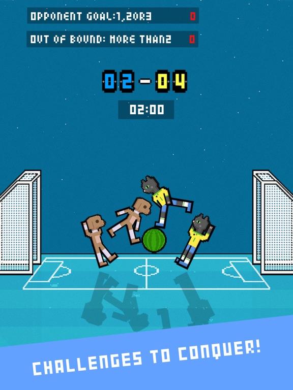 Holy Shoot-soccer physicsのおすすめ画像1