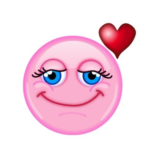 Pink-emoji