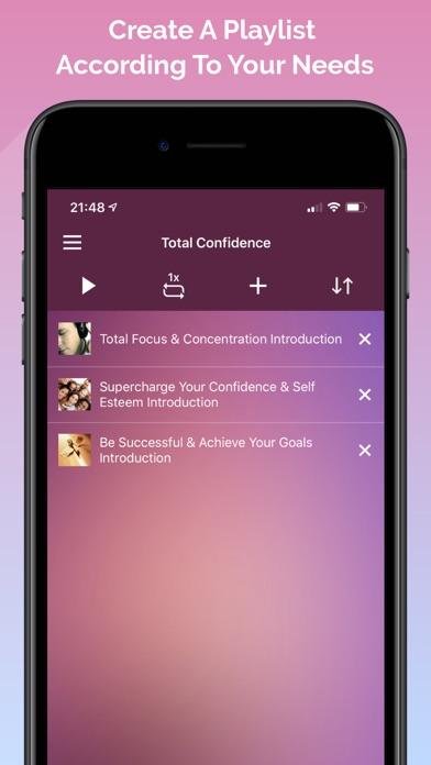 Total Confidence & Success Screenshots