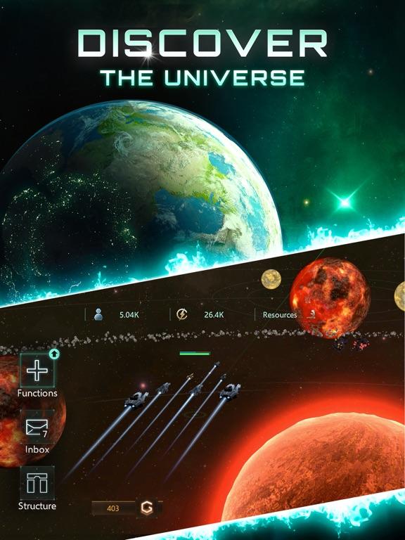 Stellaris: Galaxy Commandのおすすめ画像1