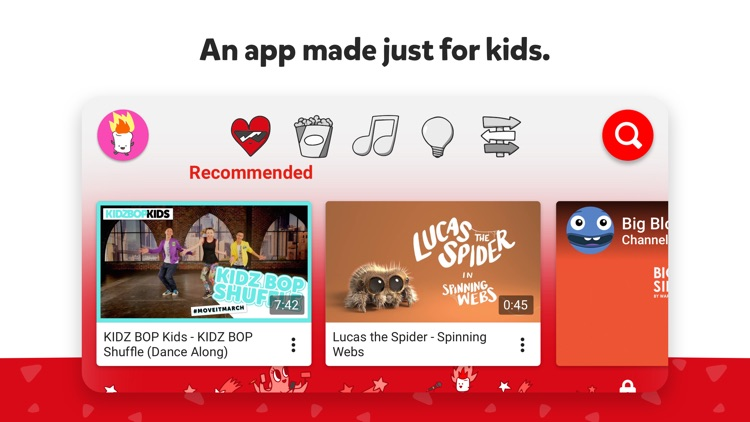 YouTube Kids screenshot-0