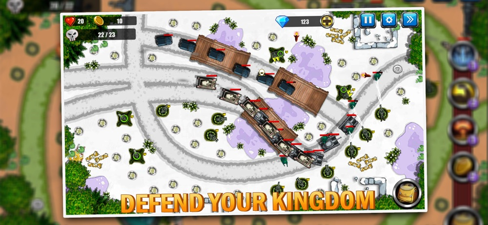 Tower Defense: Toy War 2 hack tool