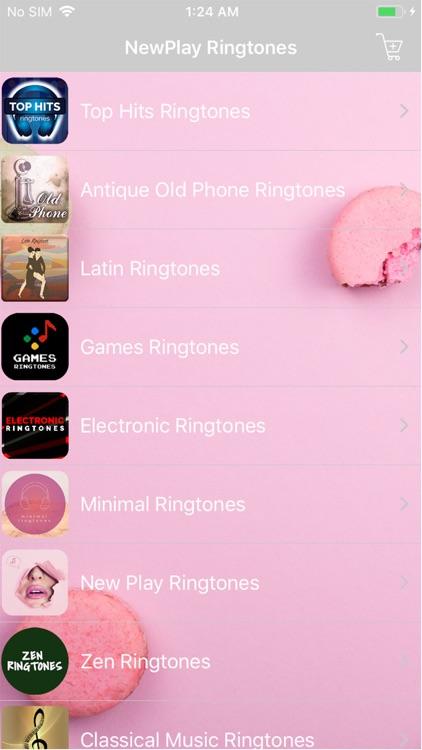 New Play Ringtones & Sounds