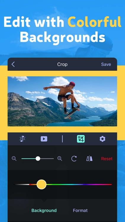 Trim and Cut Video Editor Pro screenshot-3
