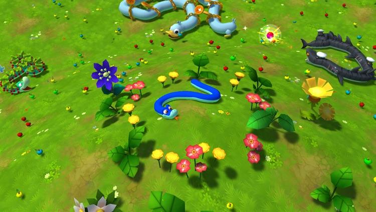 Snake Rivals - Casual Arcade screenshot-0