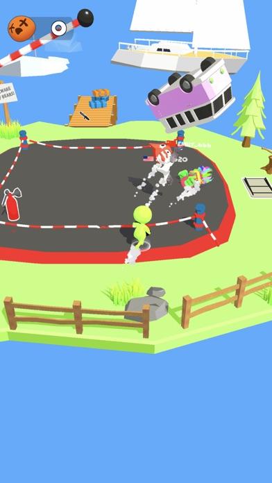 Stickman Boxing Battle 3D screenshot 1