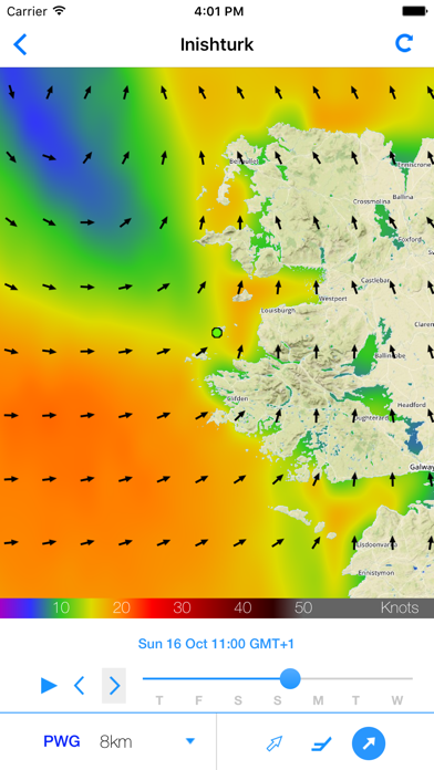 Screenshot for PredictWind — Marine Forecasts in United States App Store