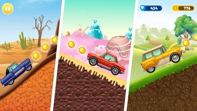 車 上り坂 レーシング ゲームのおすすめ画像2